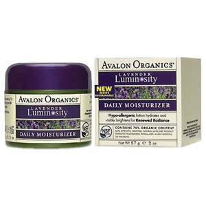 Avalon Organics Lavender Luminosity Daily Moisturiser
