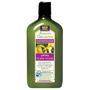 Avalon Organics Ylang Ylang Shine Conditioner