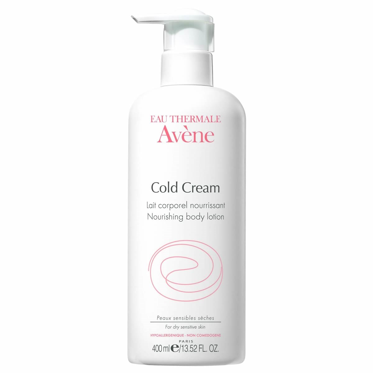 Avene Cold Cream Nourishing Body Lotion