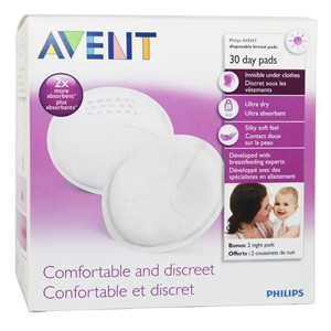 Avent Disposable Day Breast Pads