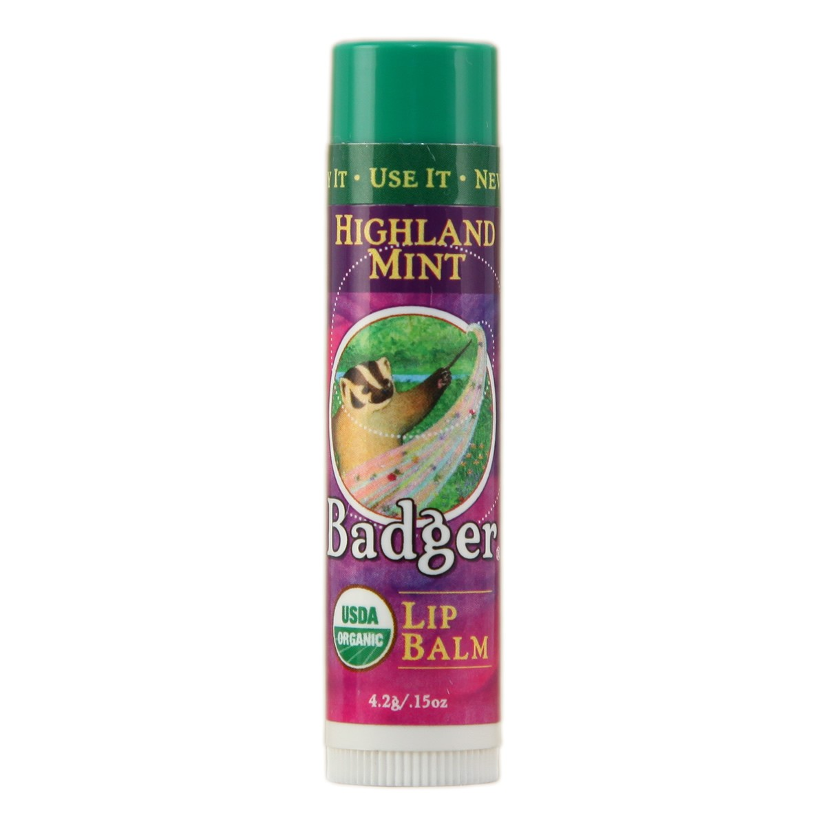 Badger Balm Highland Mint Lip Balm