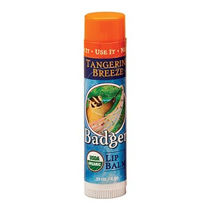 Badger Balm Tangerine Breeze Lip Balm