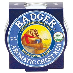 Badger Balm Aromatic Chest Rub