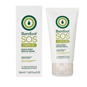 Barefoot Botanicals SOS Rescue Me Face & Body Cream