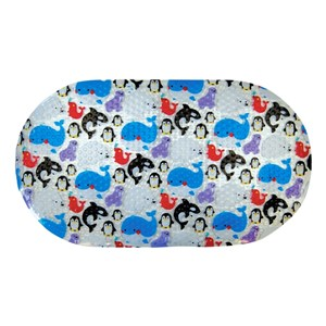 Bath Time Adventures Slip Resistant Bath Mat