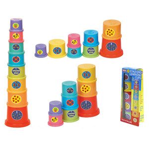 Beautiful Beginnings Stacking Learning Cups