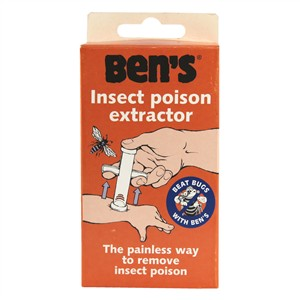 Ben`s Insect Poison Extractor