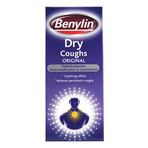 Benylin Dry Coughs Original