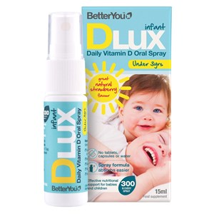 Better You Infant DLux Vitamin D Oral Spray