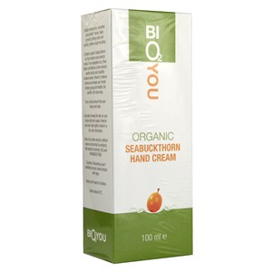 Bio2You Organic Seabuckthorn Hand Cream