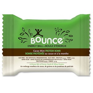 Bounce Cocoa Mint Protein Bomb