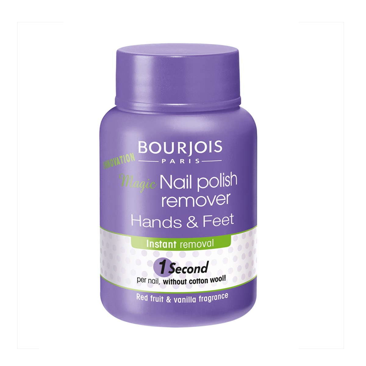 Bourjois Magic Nail Polish Remover Hand & Feet