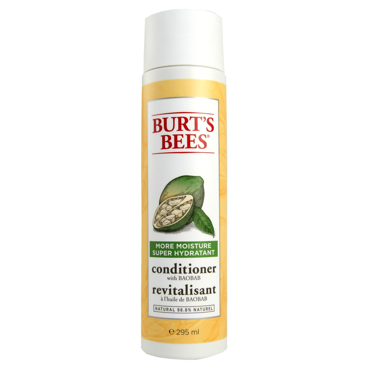 Burt`s Bees More Moisture Conditioner with Baobab