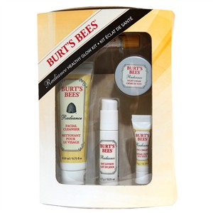 Burt's Bees Radiance Healthy Glow Kit