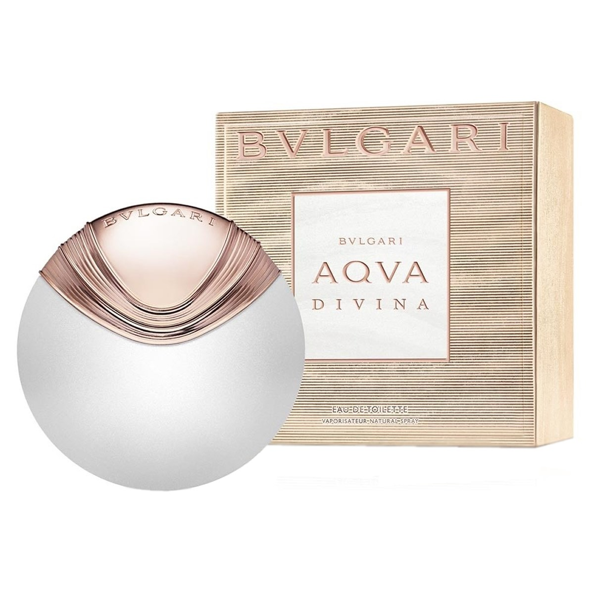 Bvlgari Aqva Divina EDT For Her