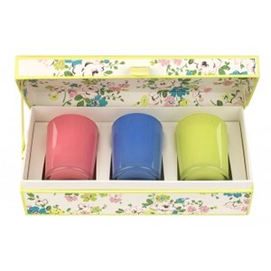 Cath Kidston Flora Assorted Scented Candle Trio
