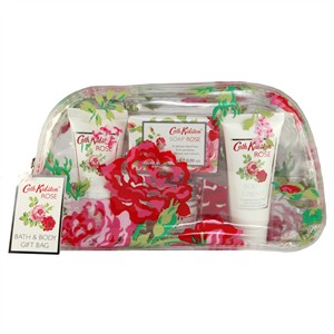 Cath Kidston Rose Bath & Body Gift Bag