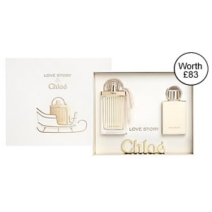 Chloe Love Story EDP Gift Set