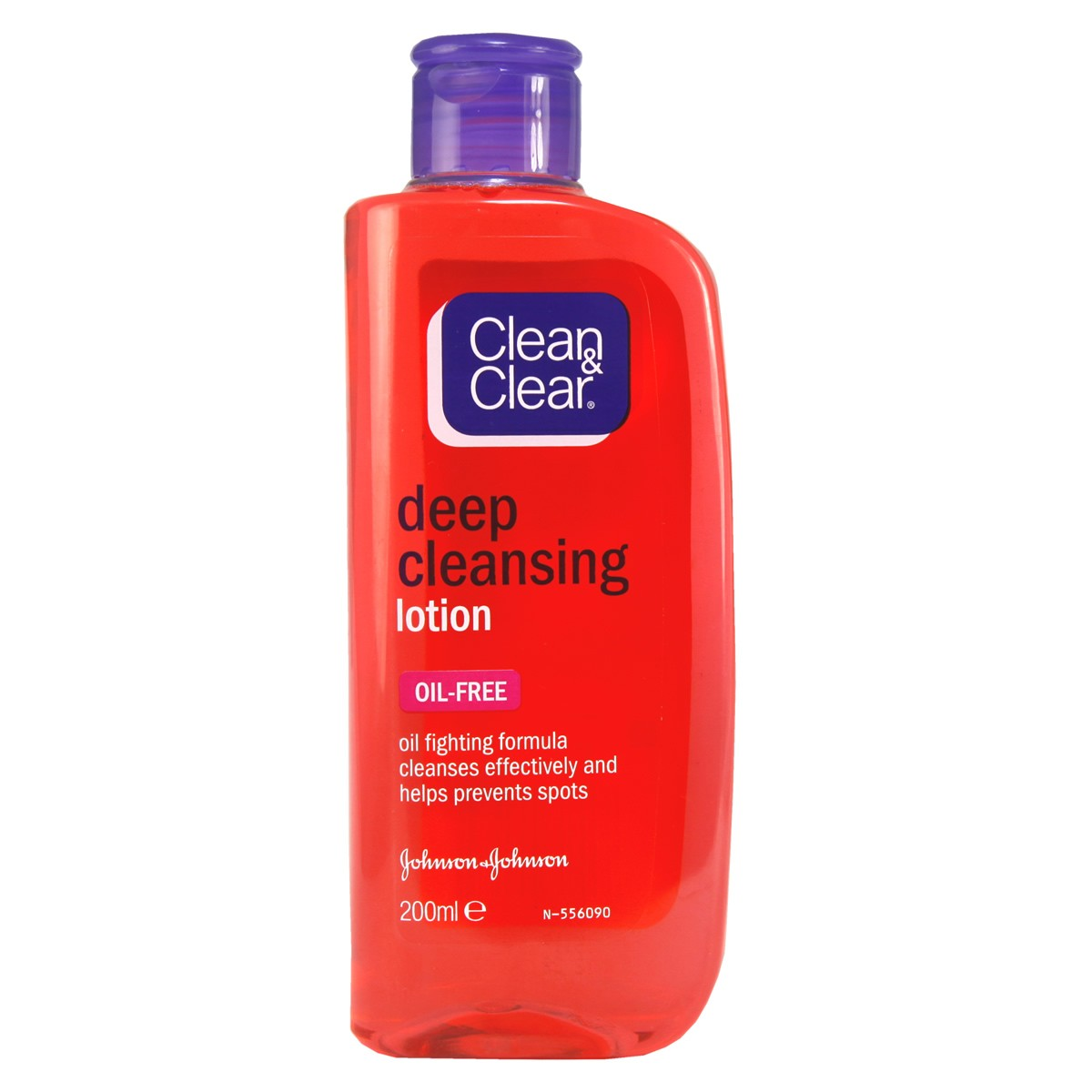 Clean & Clear Deep Cleansing Lotion - Oil Free