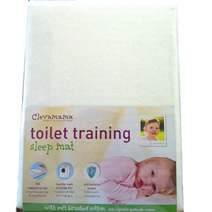 Clevamama Toilet Training Sleep Mat