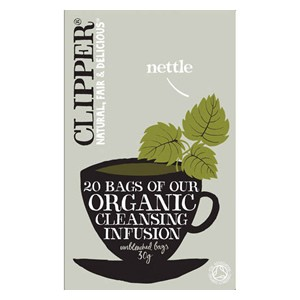 Clipper Organic Cleansing Infusion - Nettle