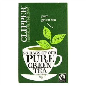 Clipper Pure Green Tea