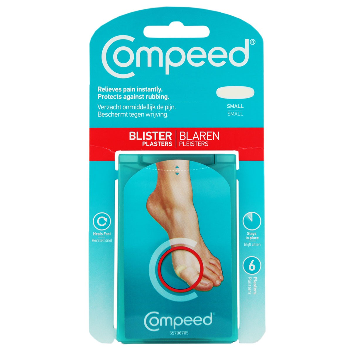 Compeed Blister Plasters – Small