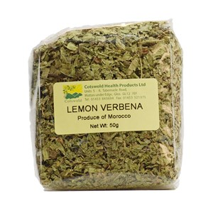 Cotswold Health Products Lemon Verbena Tea