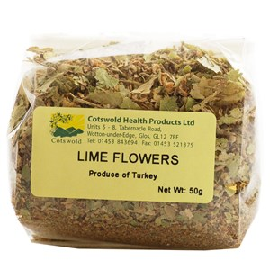 Cotswold Health Products Lime Flower Tea