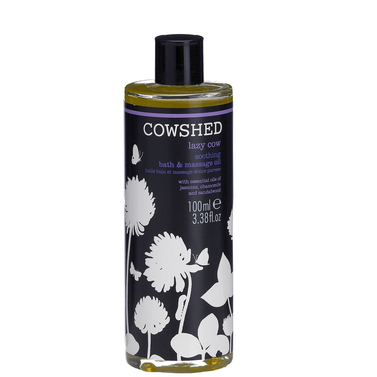 Cowshed Lazy Cow Soothing Bath & Massage Oil