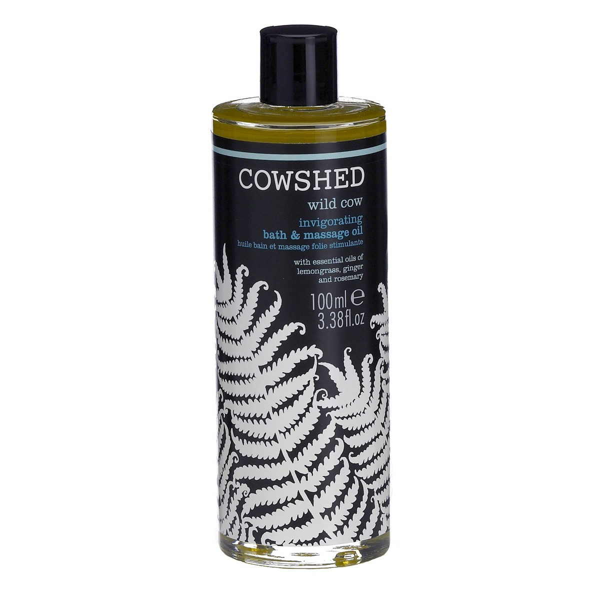 Cowshed Wild Cow Invigorating Bath & Massage Oil
