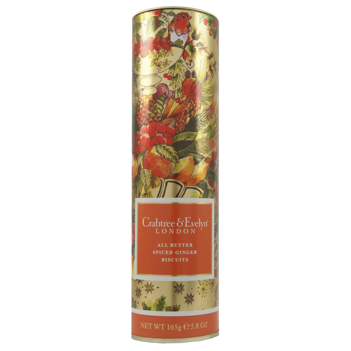 Crabtree & Evelyn Fine Foods Spiced Ginger Biscuits