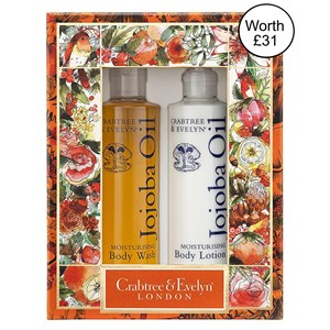 Crabtree & Evelyn Jojoba Oil Body Care Gift Set