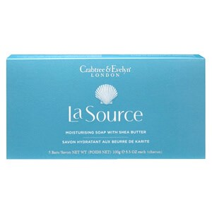Crabtree & Evelyn La Source Moisturising Soap Set