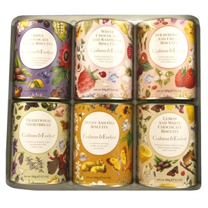 Crabtree & Evelyn Mini Biscuits Gift Set