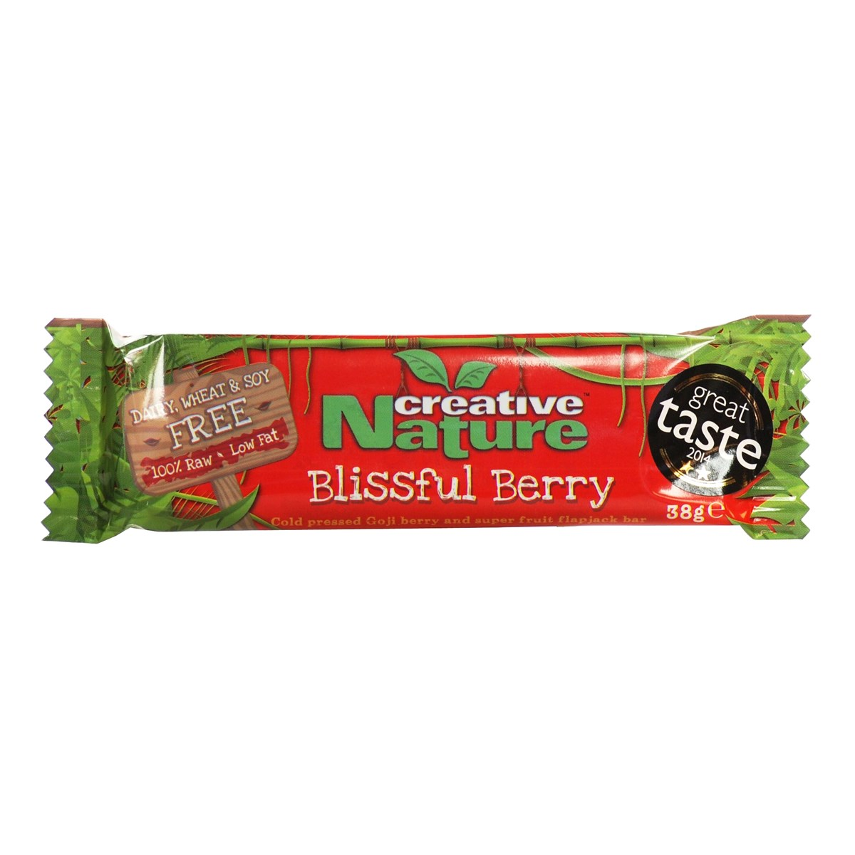 Creative Nature Blissful Berry Bar