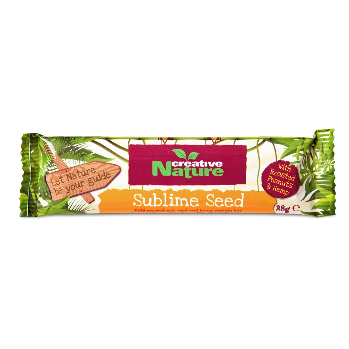 Creative Nature Sublime Seed Bar