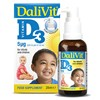 DaliVit Vitamin D3 (200IU) Food Supplement for Infants & Children