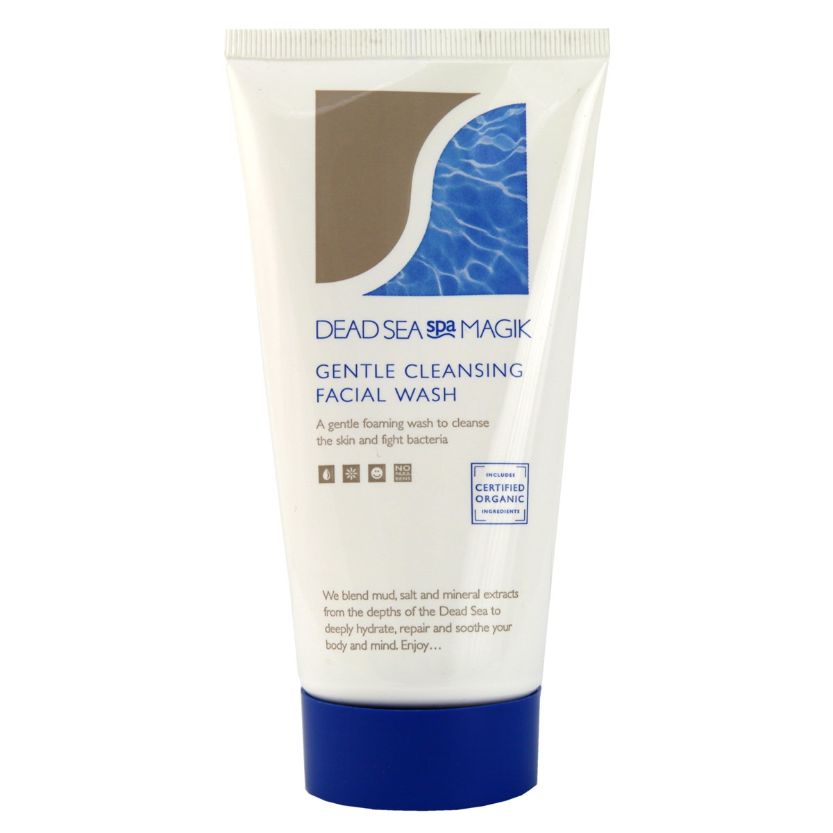 Dead Sea Spa Magik Gentle Cleansing Facial Wash