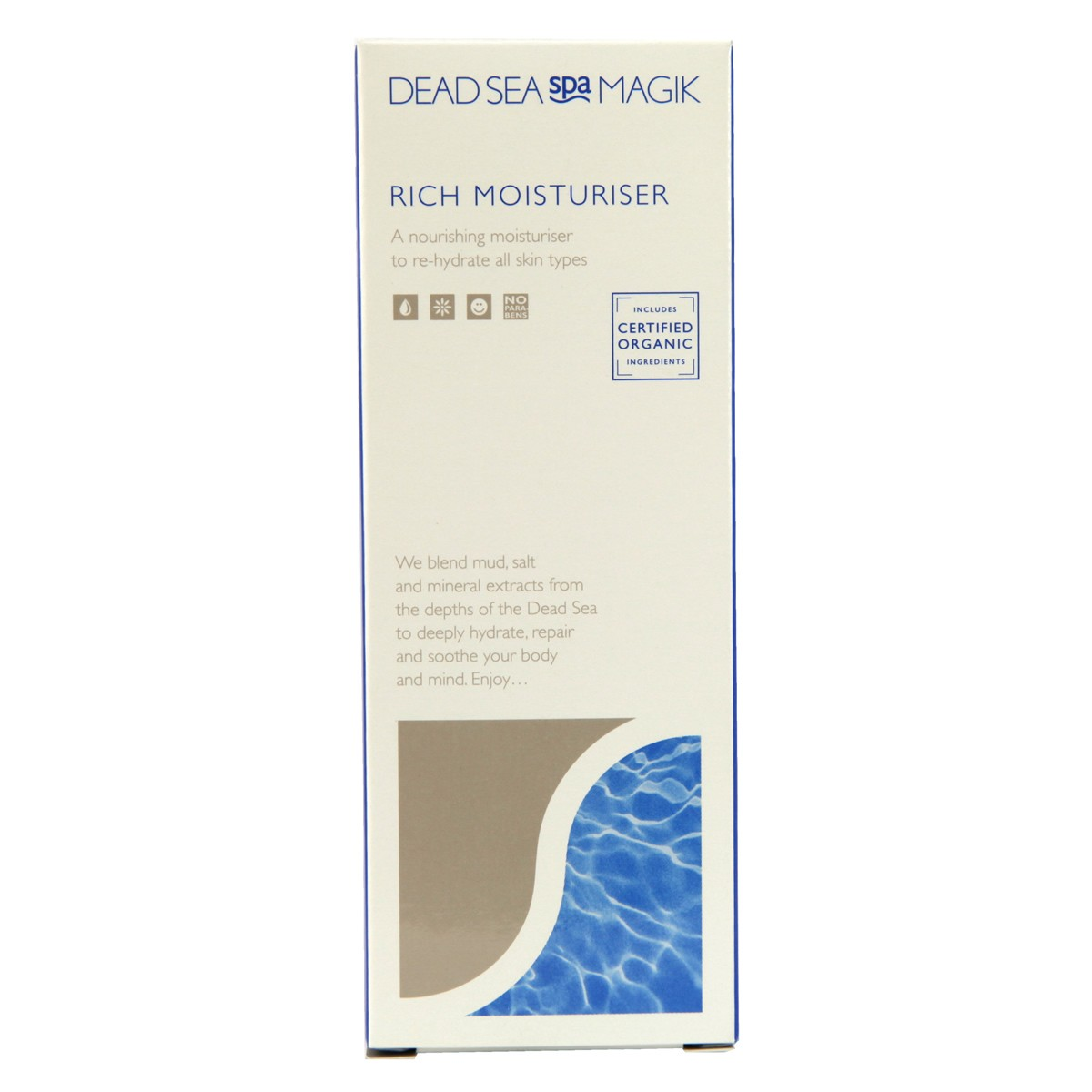 Dead Sea Spa Magik Rich Moisturiser