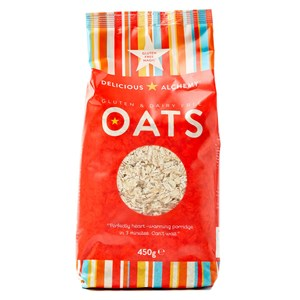 Delicious Alchemy Gluten & Dairy Free Oats