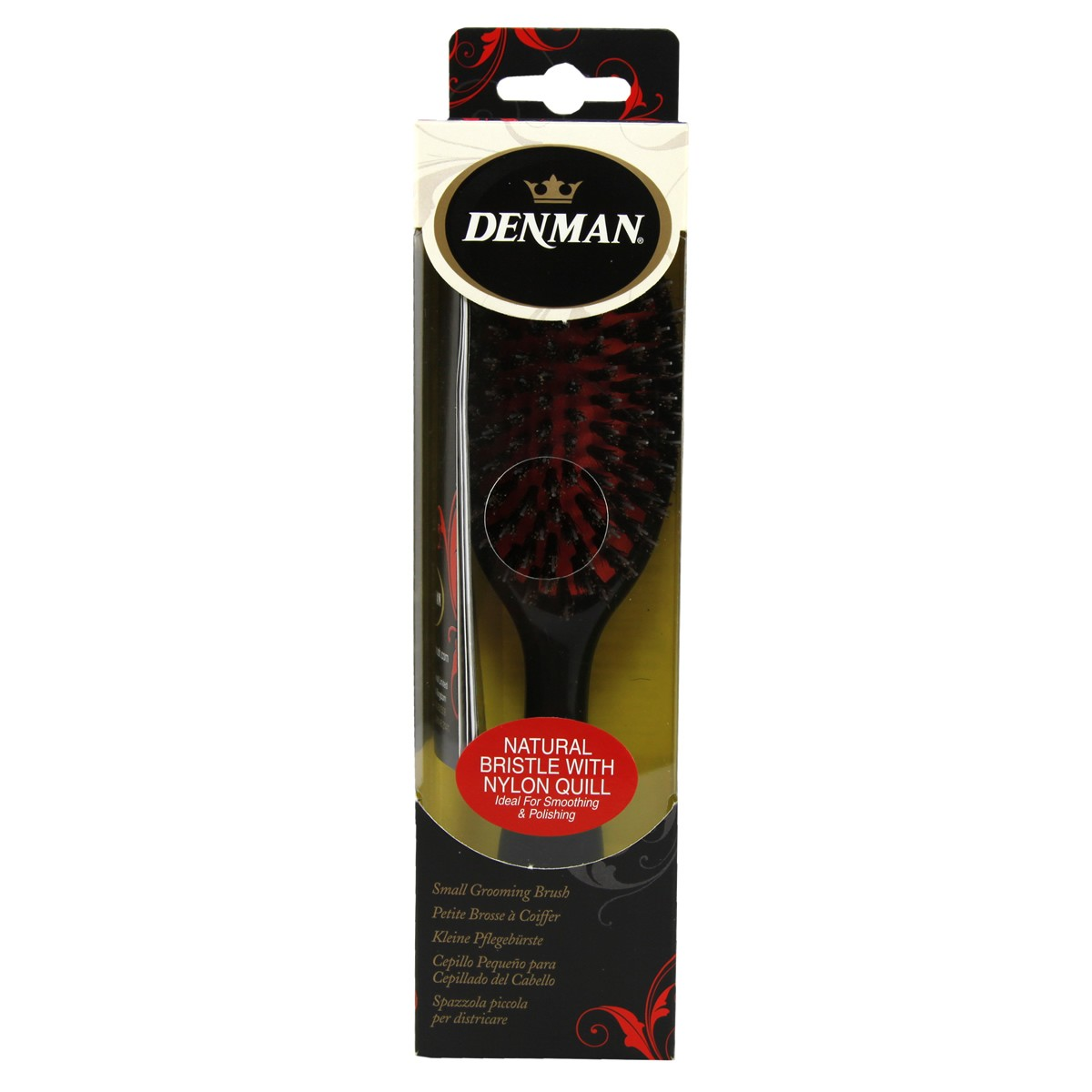 Denman Small Grooming Brush D81S