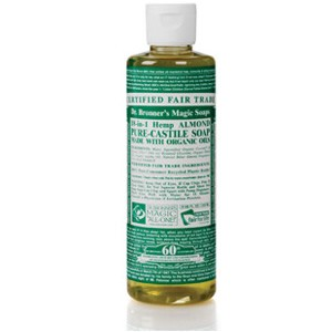Dr.Bronner's Magic Soaps-18-in-1 Hemp - Almond