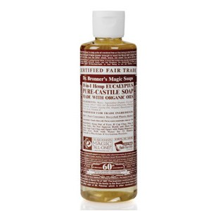 Dr.Bronner's Magic Soaps-18-in-1 Hemp - Eucalyptus