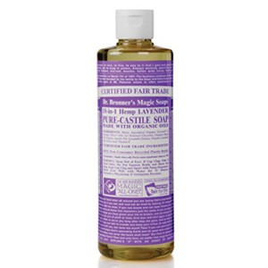Dr.Bronner's Magic Soaps-18-in-1 Hemp - Lavender