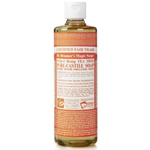 Dr.Bronner's Magic Soaps-18-in-1 Hemp - Tea Tree