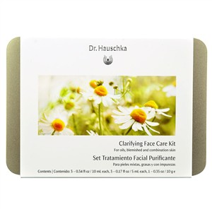 Image of Dr Hauschka Clarifying Face Care Kit trial