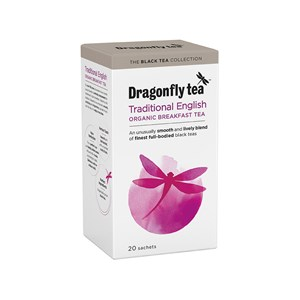 Dragonfly Organic English Breakfast