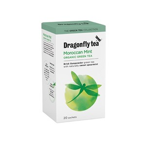 Dragonfly Organic Moroccan Mint Tea
