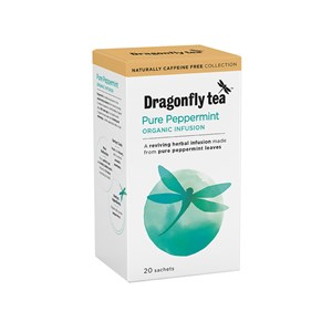 Dragonfly Pure Peppermint Tea